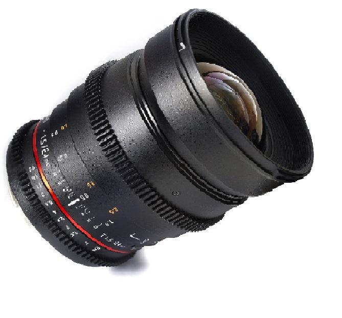Obiektyw Samyang 24mm T1.5 mocowanie FE (Sony)