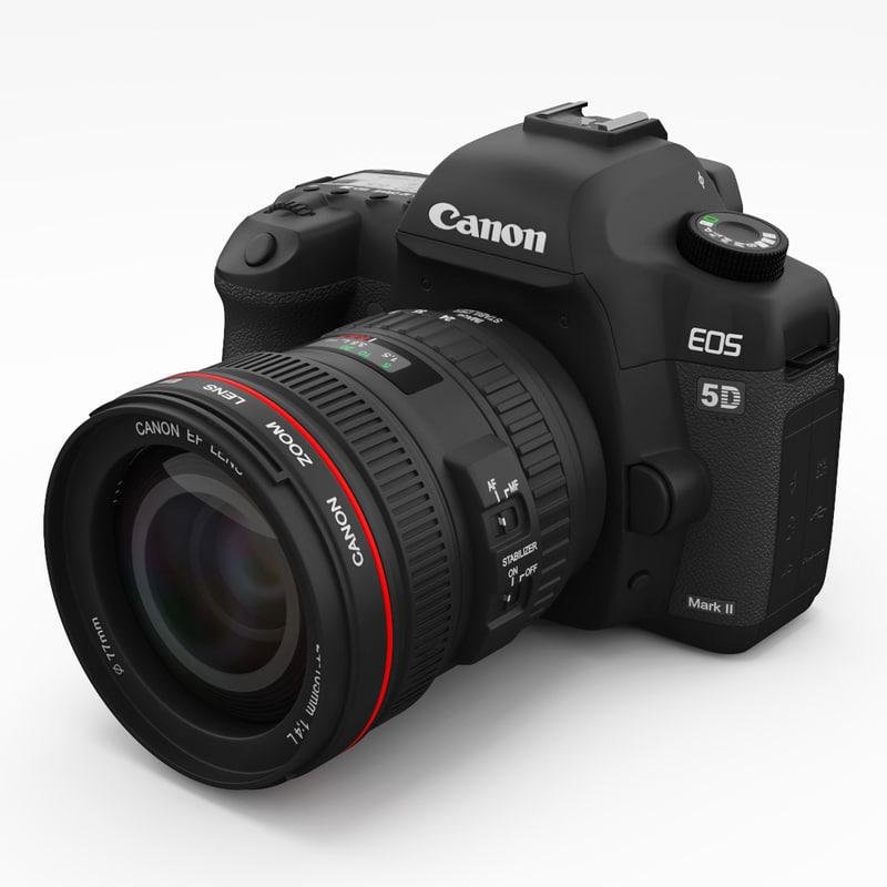 Canon 5d mark II - recenzja i specyfikacja sprzętu