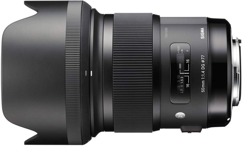 Obiektyw Sigma A 50 mm F1.4 DG HSM / Sony FE