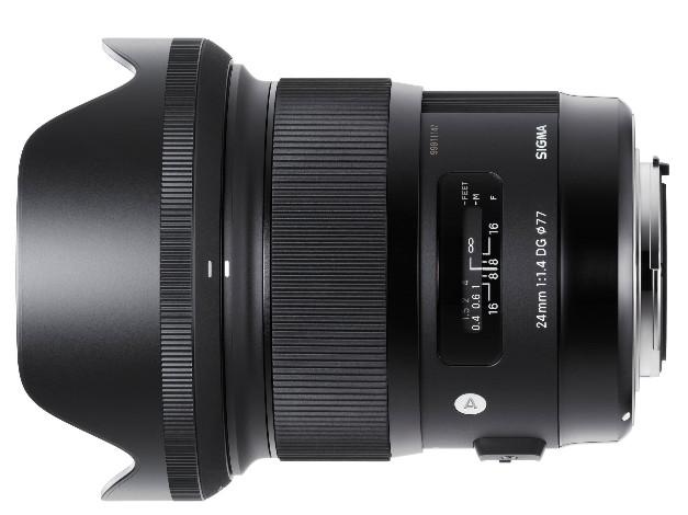 Obiektyw Sigma A 24 mm f/1.4 DG HSM / Sony FE