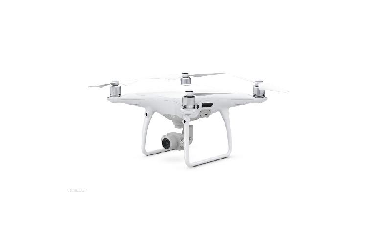 Dron DJI Phantom 4 pro - recenzja i specyfikacja sprzętu