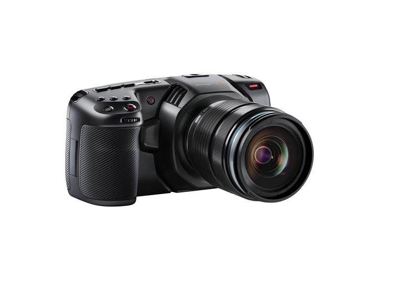 Blackmagic pocket cinema 4K - recenzja kamery i jej specyfikacja