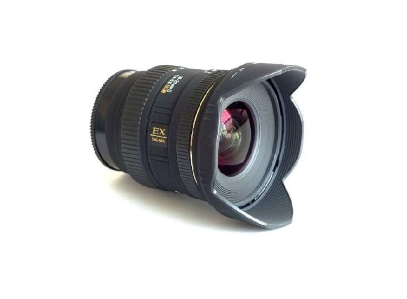 Sigma 10-20 mm f/3.5 ex dc hsm - recenzja i specyfikacja obiektywu