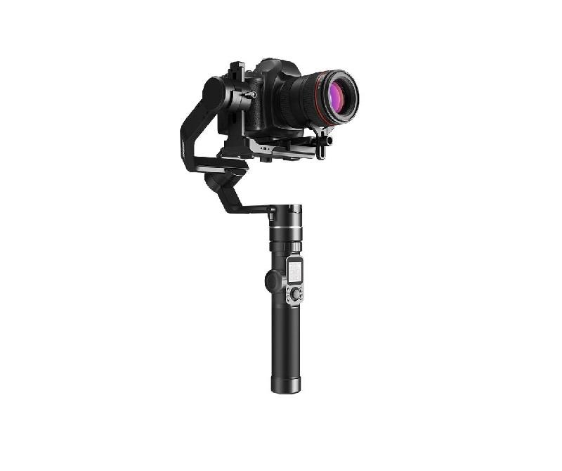 Gimbal Feiyu Tech AK4000 - recenzja i specyfikacja urządzenia